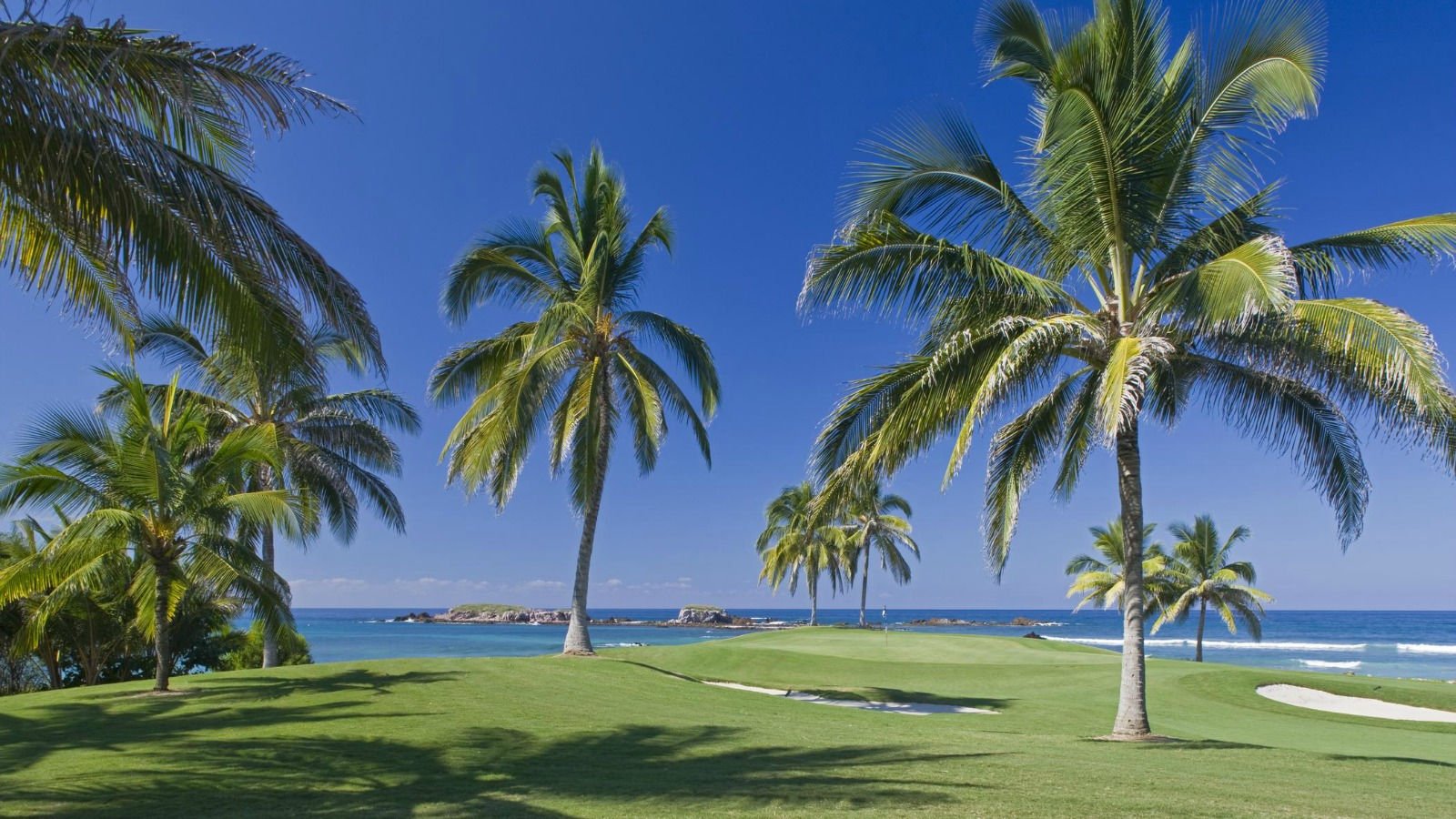 Pacifico Golf Course - St Regis Punta Mita