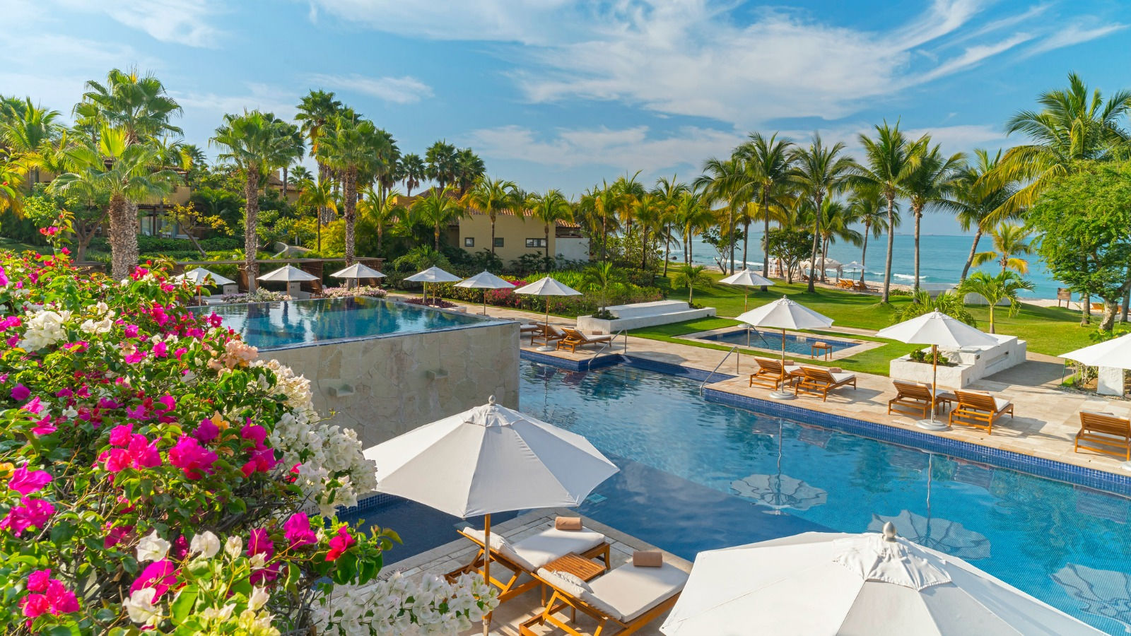 Adults Only Pool - St Regis Punta Mita