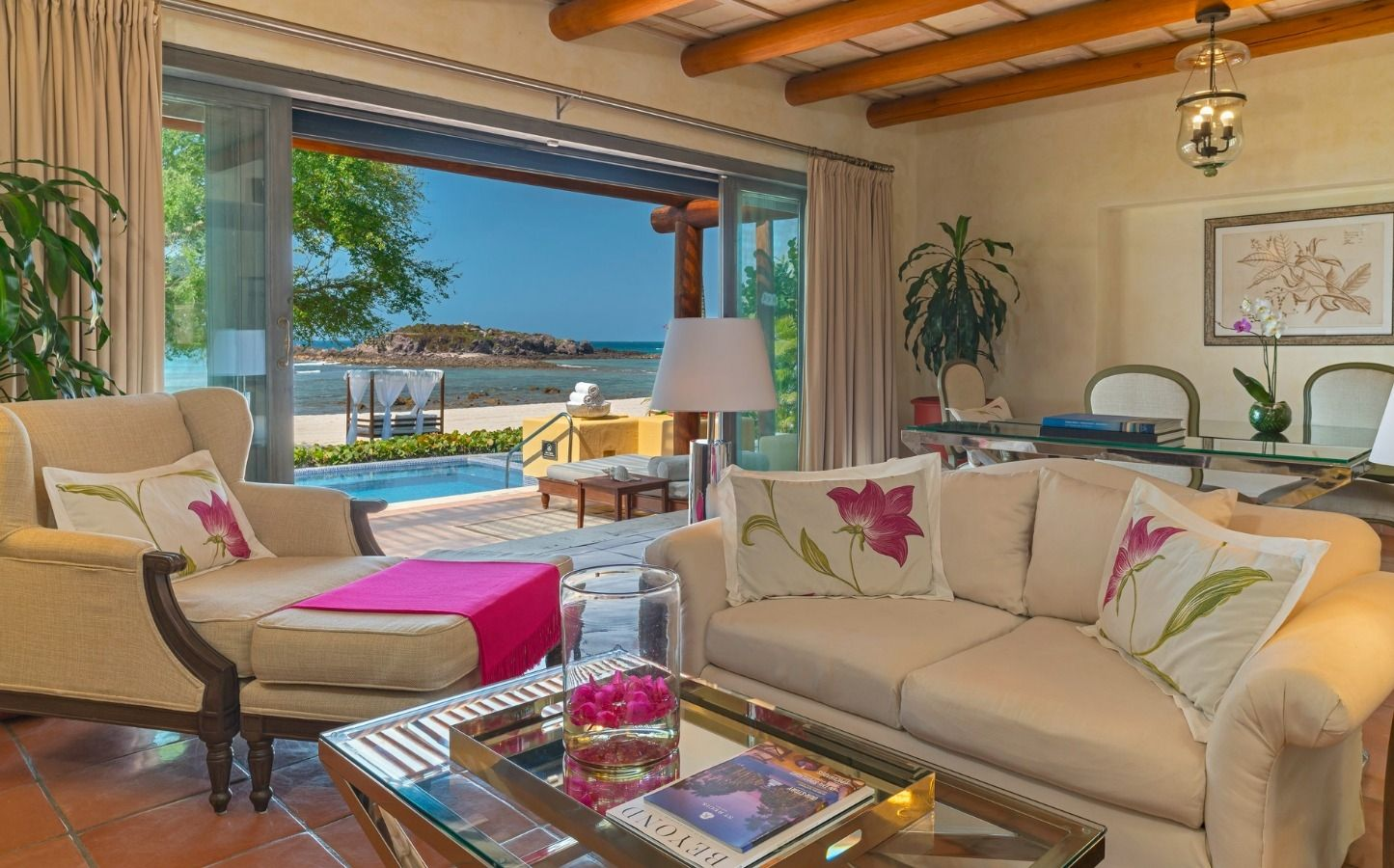 luxury one-bedroom villa | the st. regis punta mita